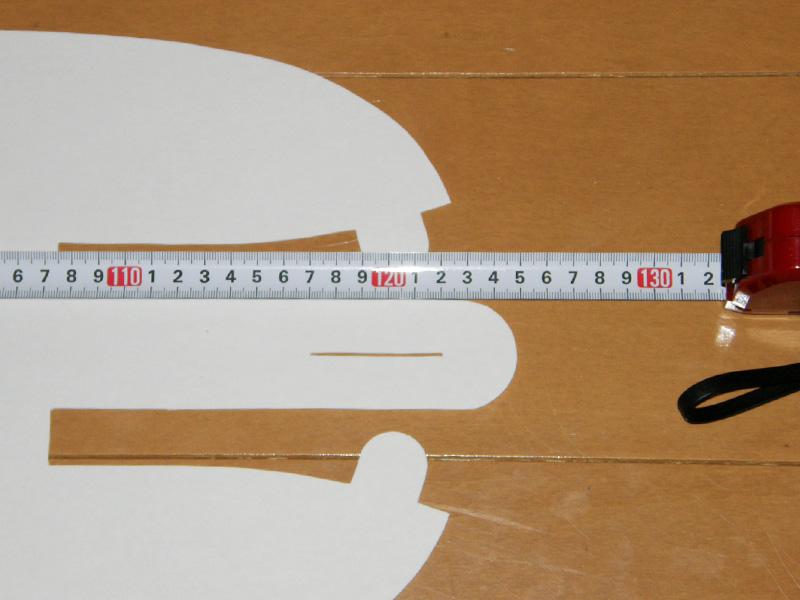 型紙サイズ計測