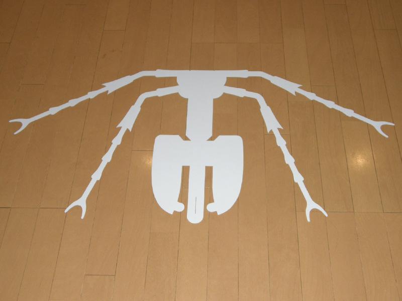 ジャンボサイズ型紙2