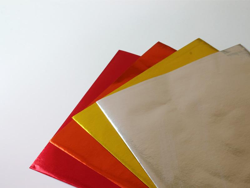 箔の折り紙