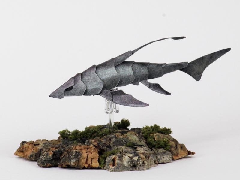 Armor Fish1_2塗装仕上げ_1