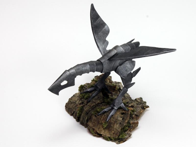 Dragon NO.11 DiatrymaDragon_06