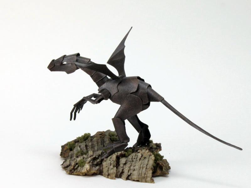 RaptorDragon_Ver.2塗装仕上げ_3