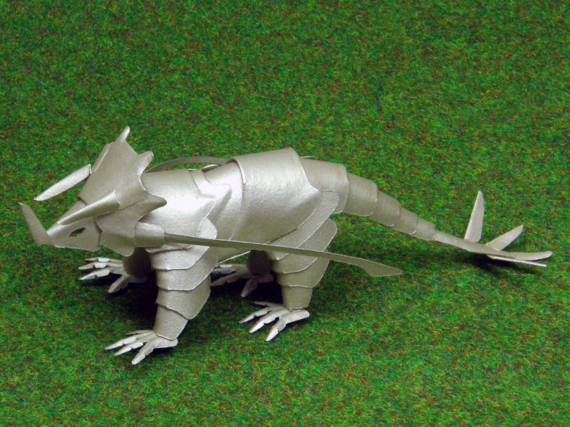 Dragon NO.14 ArmorDragon_01